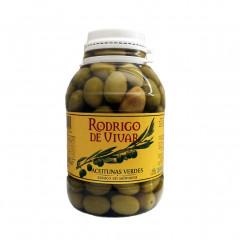 Aceitunas verdes 000 Rodrigo de Vivar