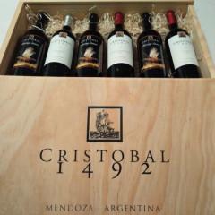 Mix Cristóbal Estuche de Madera