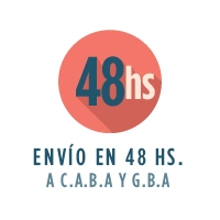 Entrega en 48hs. Capital federal y Gran Buenos Aires