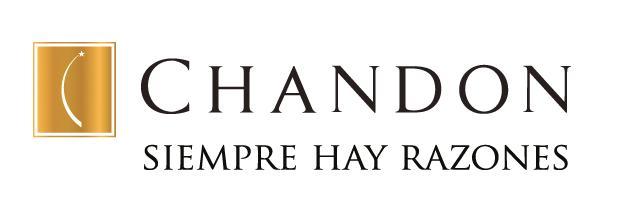 Logo Bodega Chandon Siempre hay razones